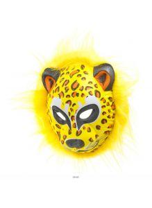 Маска карнавальная «Леопард»