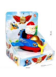 Игрушка заводная «Новогодние пилоты»