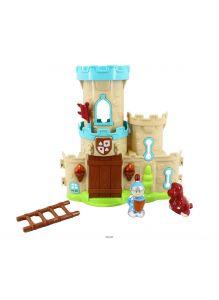 «Мой маленький мир»: замок, аксессуары, фигурки - набор игровой (2 шт), звук, свет