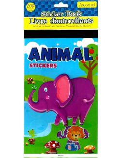 Наклейки «Животные» 8820-1(8828)