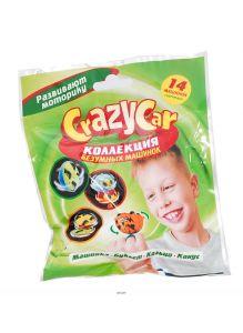 Игрушка во флоупаке «Crazy car»