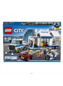 Мобильный командный центр (Лего / Lego city)