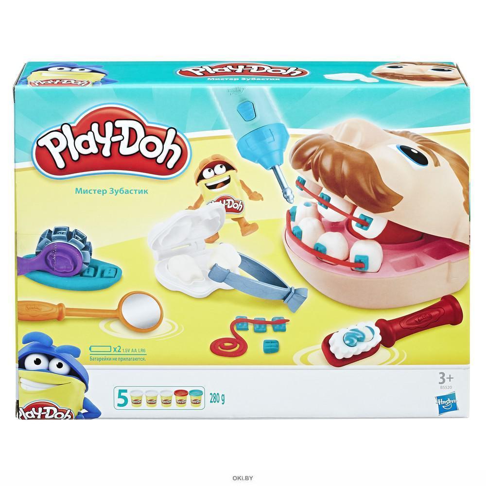 Игровой набор « мистер зубастик» (b5520, play-doh)