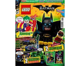 LEGO Batman. Лего Бэтмен