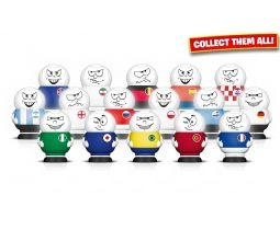 Коллекция игрушек во флоупаках «Spinballz»