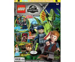 LEGO Jurassic World. Лего Мир Юрского периода
