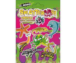 Коллекция игрушек во флоупаках «Splatterosi»