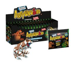 Коллекция игрушек во флоупаках «Лягушки & Ко»