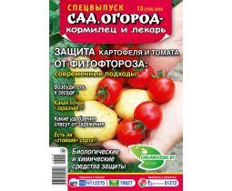 Спецвыпуск «Сад, огород – кормилец и лекарь». ИД «Вита»