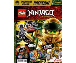 LEGO Ninjago Legacy. Лего Ниндзяго Наследие