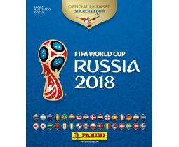 Коллекция Panini «Чемпионат мира FIFA 2018»